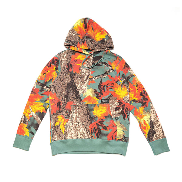 Maple Camo Hooded Sweatshirt