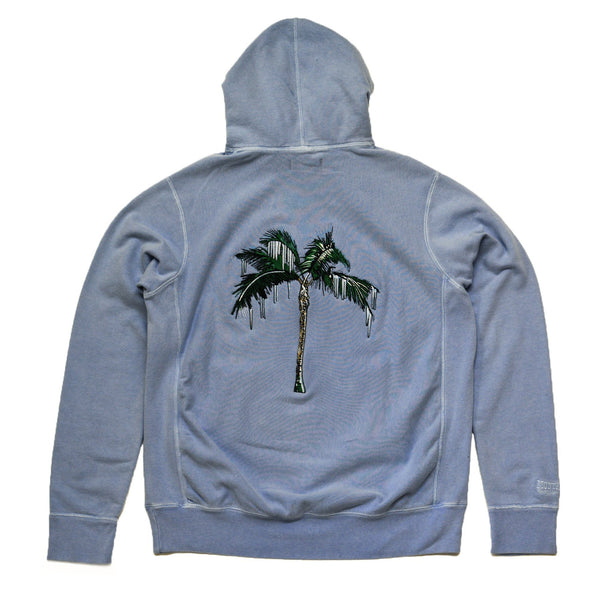 Frozen Palm Hooded Sweatshirt