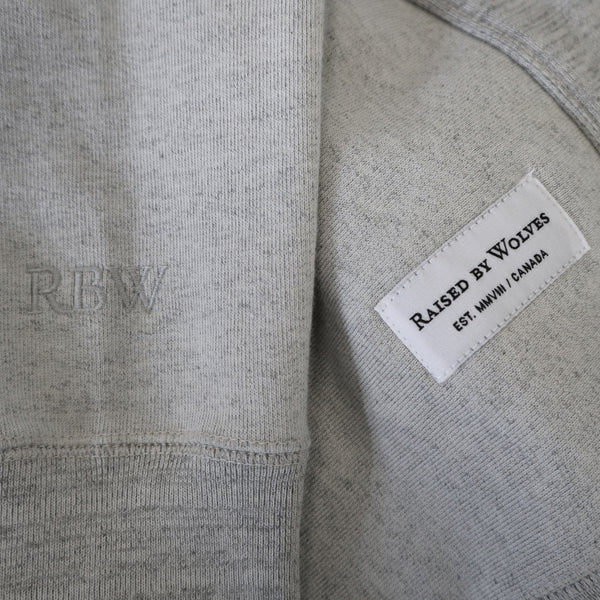 French Terry Anorak (Slim Fit)