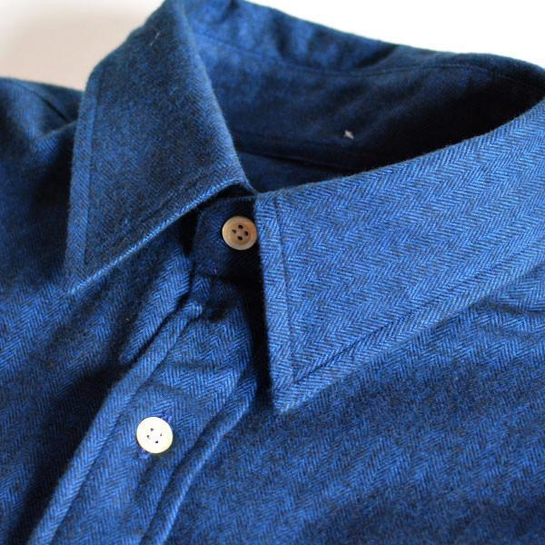 Shetland Button-Down Shirt - Raised by Wolves  - 3