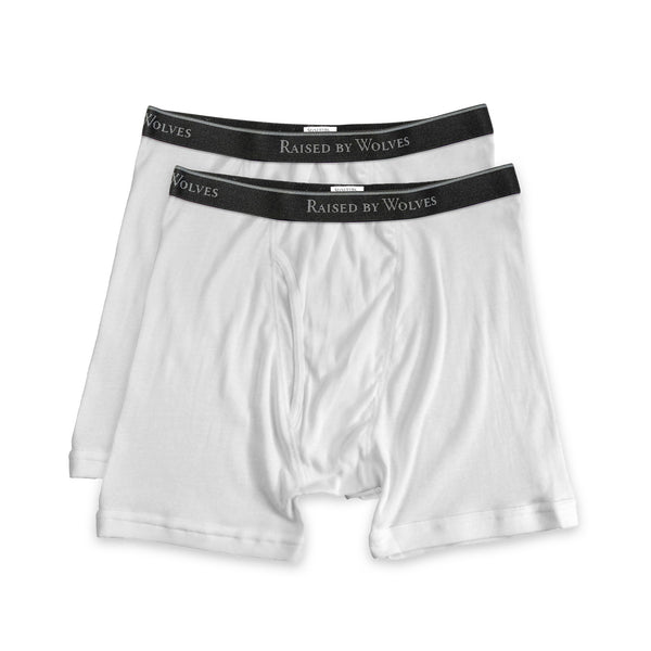 RBW/Stanfields Boxer Briefs (2 Pack)
