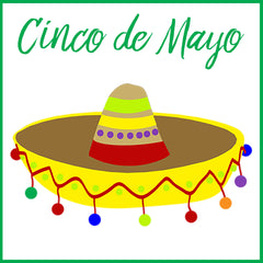 cinco de mayo clip art and backgrounds