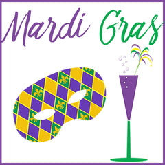 mardi gras clip art and backgrounds