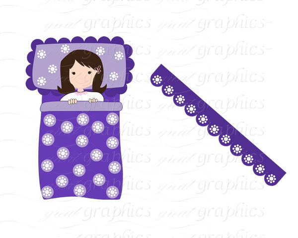 Slumber Party Clipart Girls Slumber Party Clip Art Slumber Party Clip Art Sleepover Party Digital Clip Art Instant Download