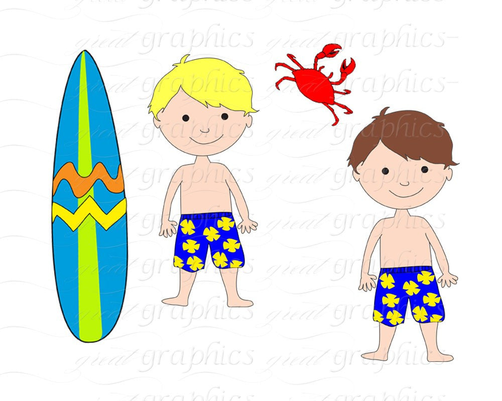 surfer boy digital clip art surfboard digital clipart surf board rh greatgraphicsdesigns com clipart surf gratuit clipart kitesurf