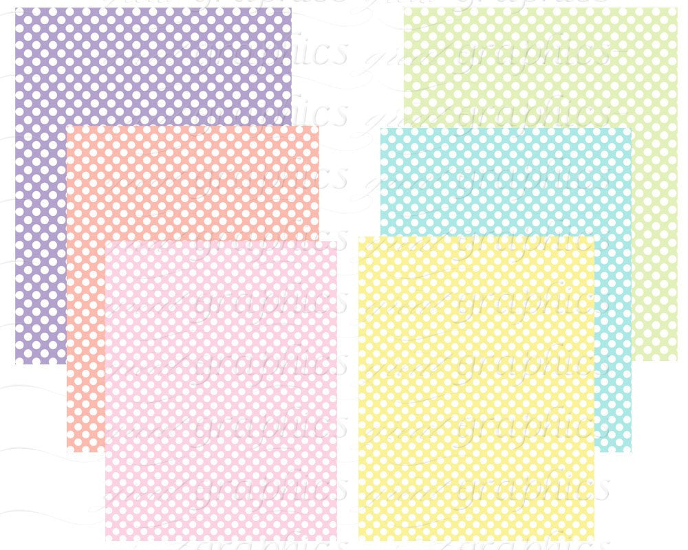 photo relating to Dot Paper Printable titled Polka Dot Electronic Paper Printable Polka Dot Paper Youngster Shower Paper Pastel Polka Dot History Paper - Quick Obtain