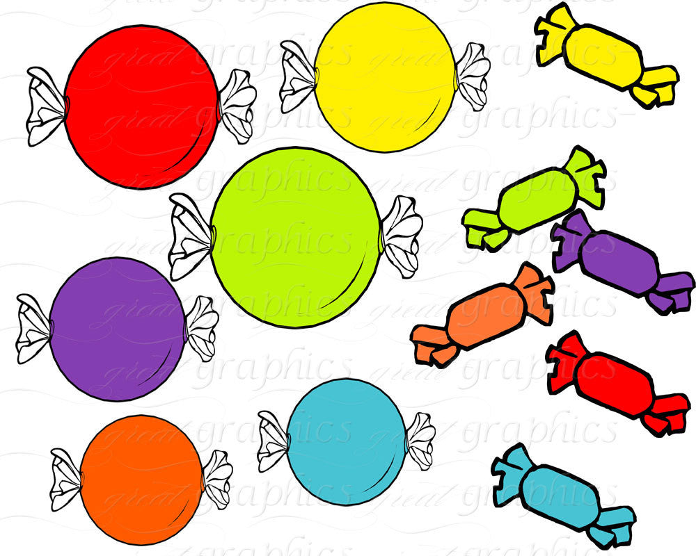 candy clipart candy clip art candy digital invitation clip art kids rh greatgraphicsdesigns com