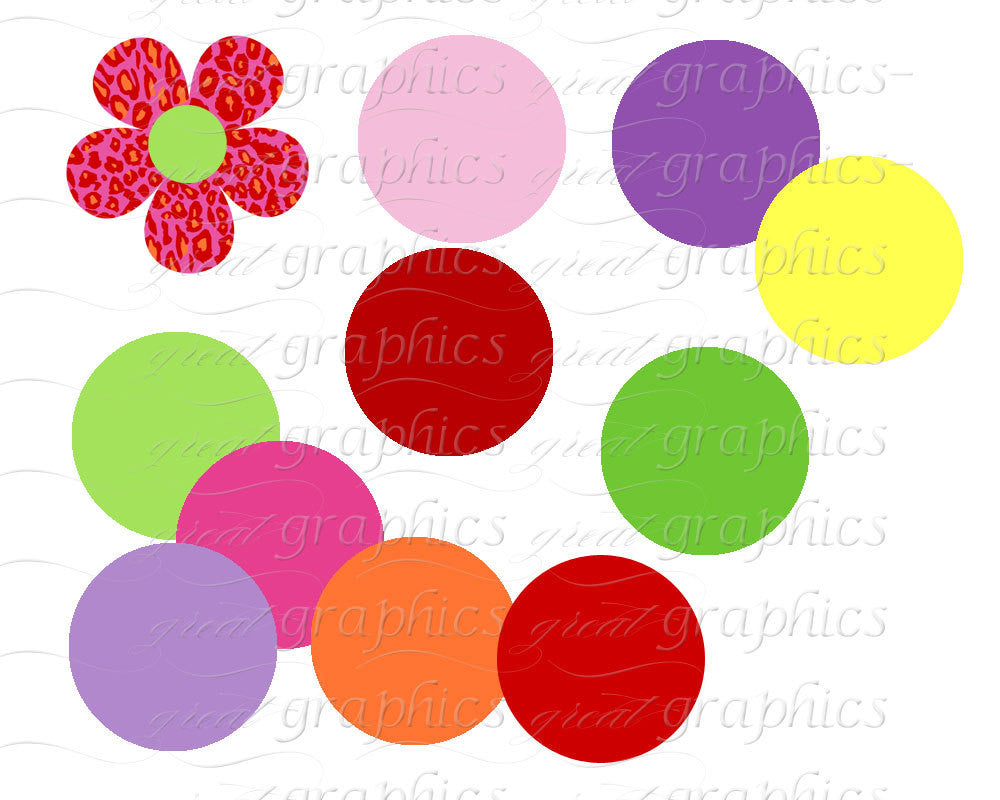animal print digital clip art flower clipart printable instant rh greatgraphicsdesigns com animal print border clipart animal print clip art free