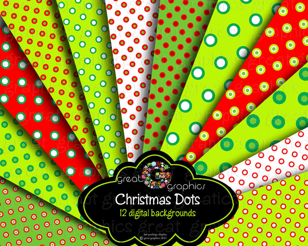 photograph relating to Christmas Printable Paper known as Xmas Electronic Printable Paper Invitation Paper Electronic Paper Xmas Crimson and Environmentally friendly Polka Dot Paper - Fast Obtain