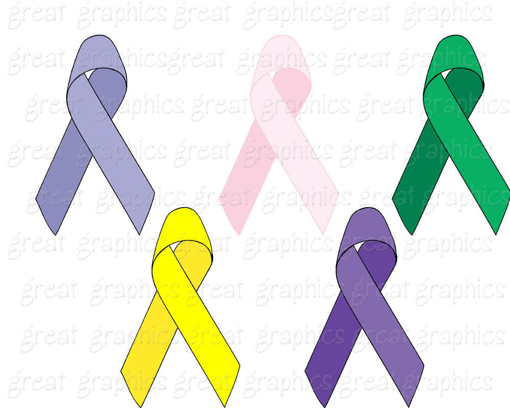 Cancer Ribbon Clip Art Ribbon Clip Art Breast Cancer Ribbon Cancer ...