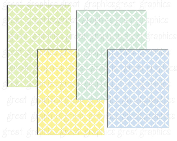 Pastel Paper Digital Paper Background Paper Pastel Digital Paper Printable Party Paper - Instant Download