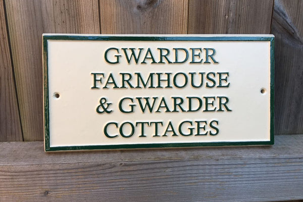 Unique House Signs - Why Everyone Wants One.