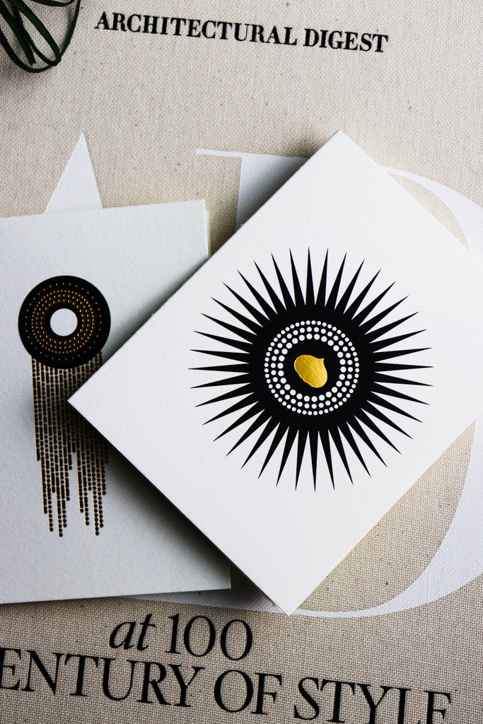 STARBURST EYE ADORE™ // SINGLE CARD