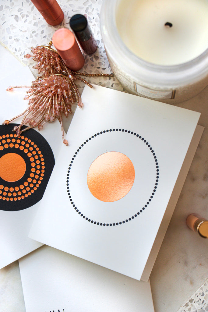 COPPER DOT + COPPER RANGOLI // MULTIPACK