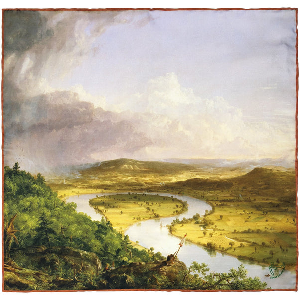 """The Oxbow"" by Thomas Cole"