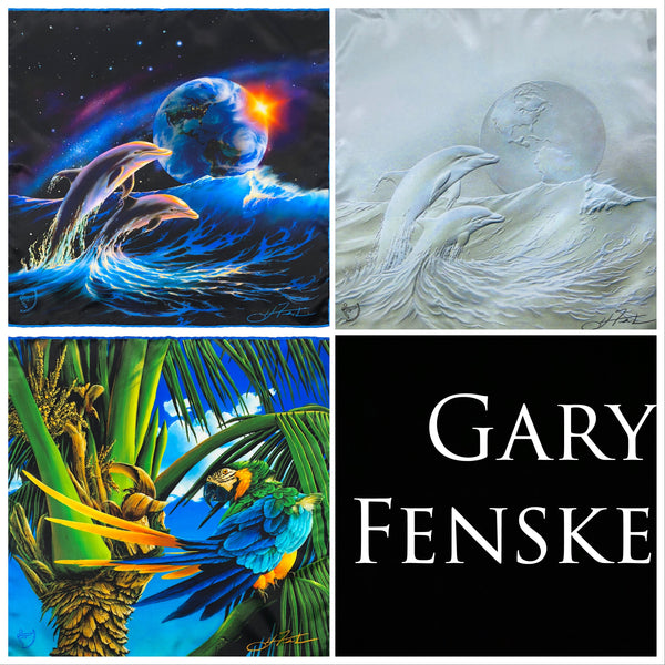 Set of Three from the Gary Fenske Collection