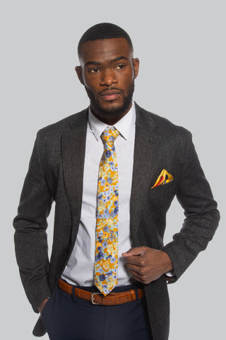 Printed Neckties