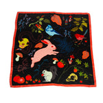 Earthly Delights Silk Scarf