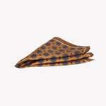 Light Brown Pocket Square