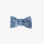 Dots and Squares Bowtie