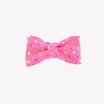 Pink with Multi-Color Air Balloon Tie