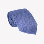 Textured Mid Blue XL Tie