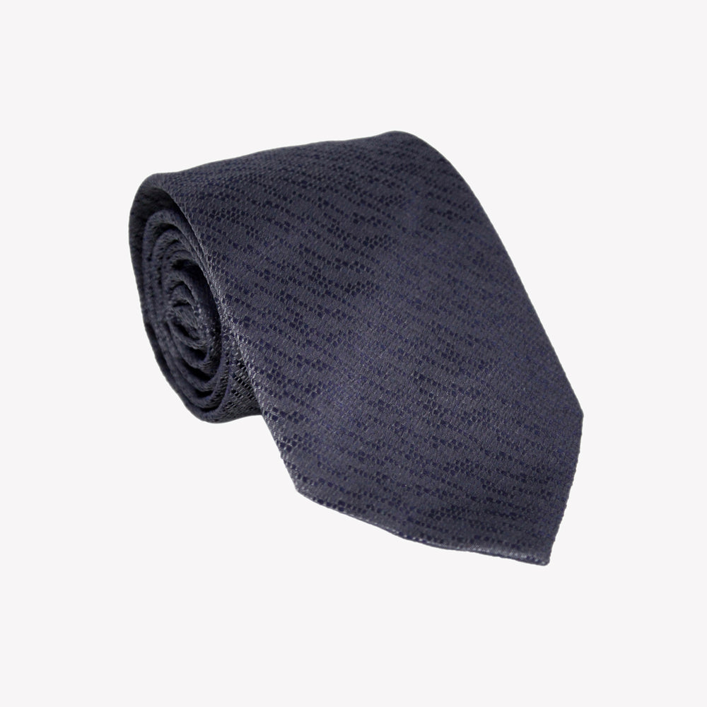 Textured Black XL Tie