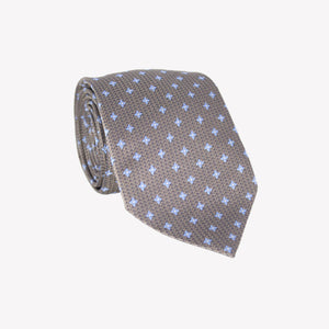 Light Brown Star XL Tie
