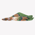 Fern Green Pocket Square