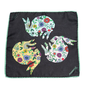 Primavera Silk Pocket Square