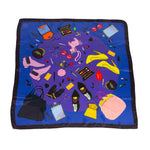 Purse Purge Silk Scarf