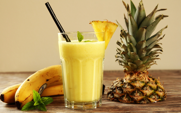 gut soothing smoothie