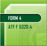 ATF eForm 4 NFA Tax Stamp Walk-Through Guide