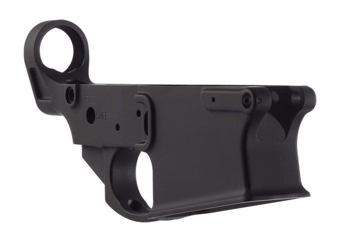 Can I Register a Stripped Lower Receiver as a SBR?
