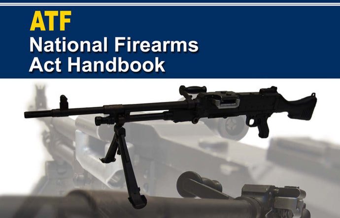 Download National Firearms Act Handbook
