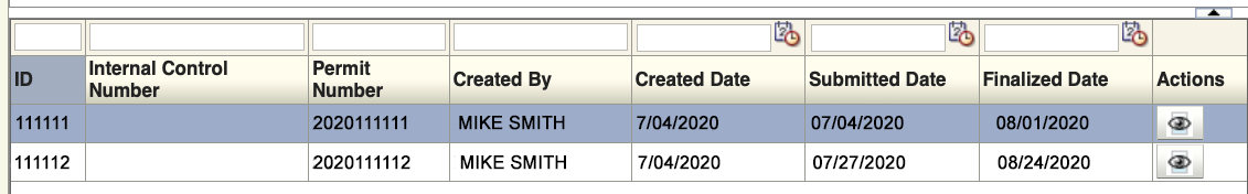 ATF eForm 1 Dates Explained - Created Date, Submitted Date, Finalized Date