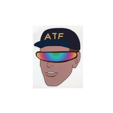 ATF Guy 2040 Meme Sticker