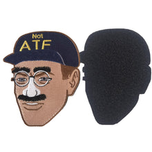NOT ATF Guy Meme Velcro Morale Patch V2