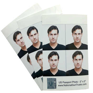 Buy Passport Photos for ATF Tax Stamp Applications