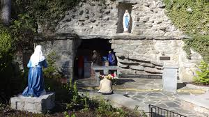 STATIONS OF THE CROSS \  Mother Seton 's Grotto of Lourdes video/ digital dowmload