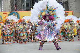 MUMMERS DAY  PARADE PHILA 1993 digital download