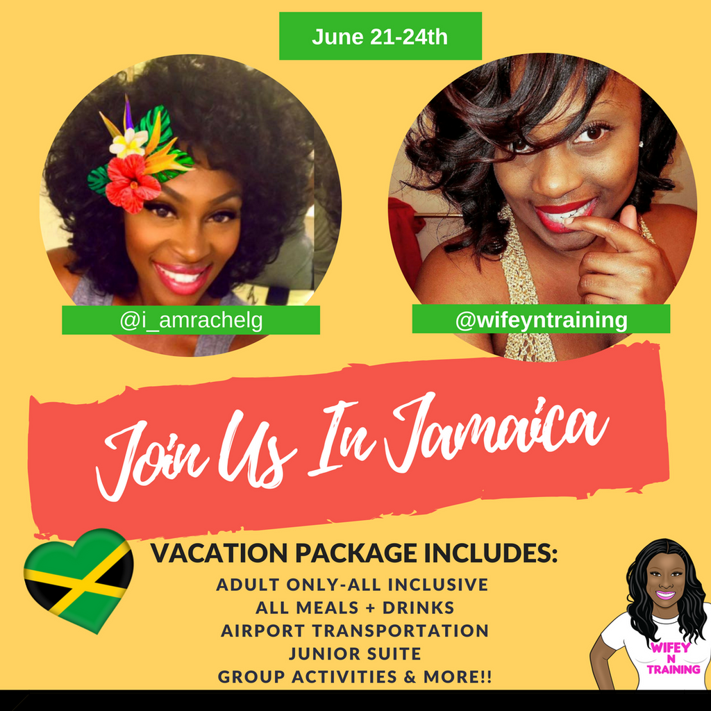 Join Us In Jamaica!!!