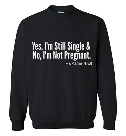 Yes, I'm Still Single