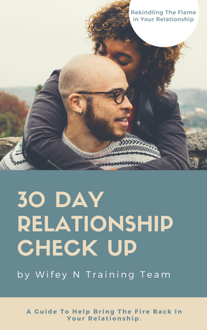 30 day Relationship Check-Up Challenge