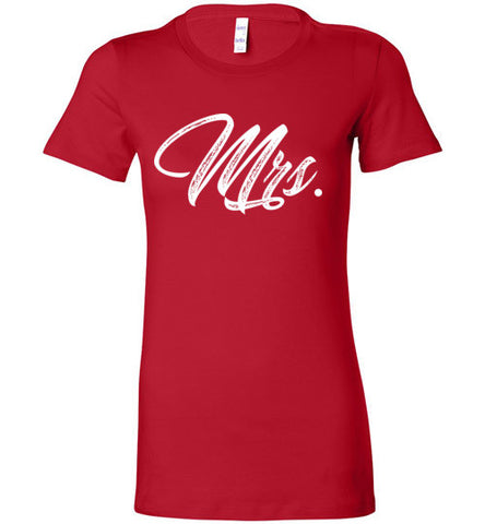 Mrs. (Slim Fit)