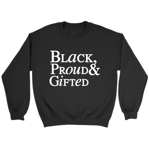 Black, Proud & Gifted
