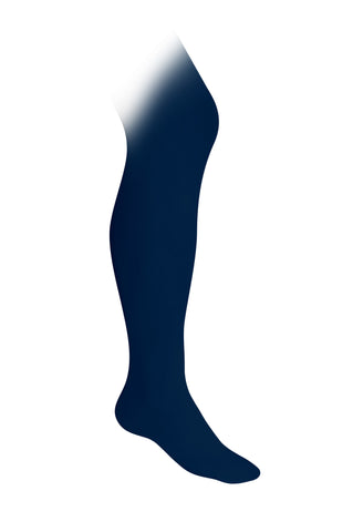 Girl's Tights (Navy)