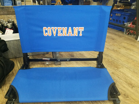 Stadium Chair with CCA Logo - Deluxe Size