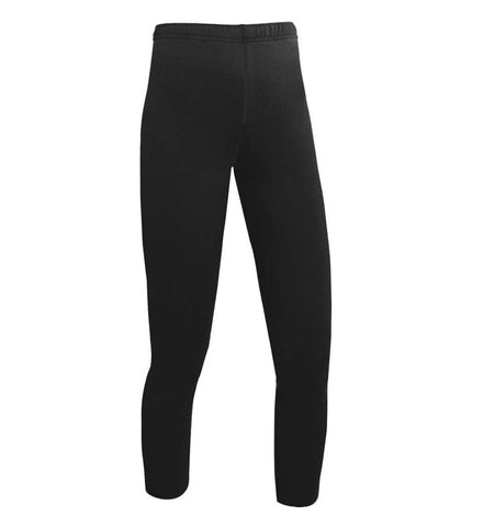 Girl's Pull-On Leggings (Black)