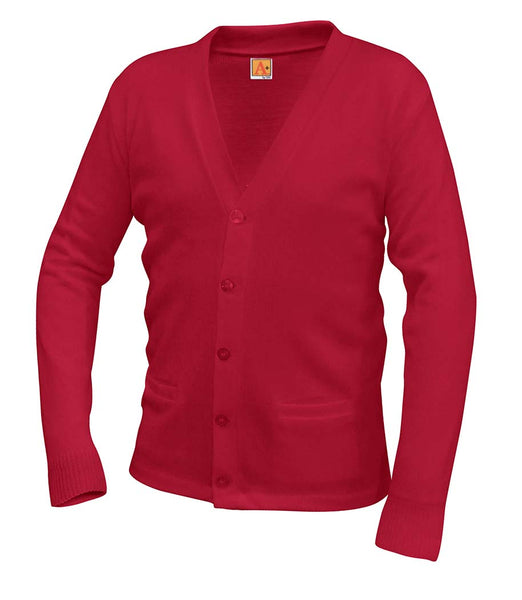 FCS Youth Classic V-Neck Cardigan
